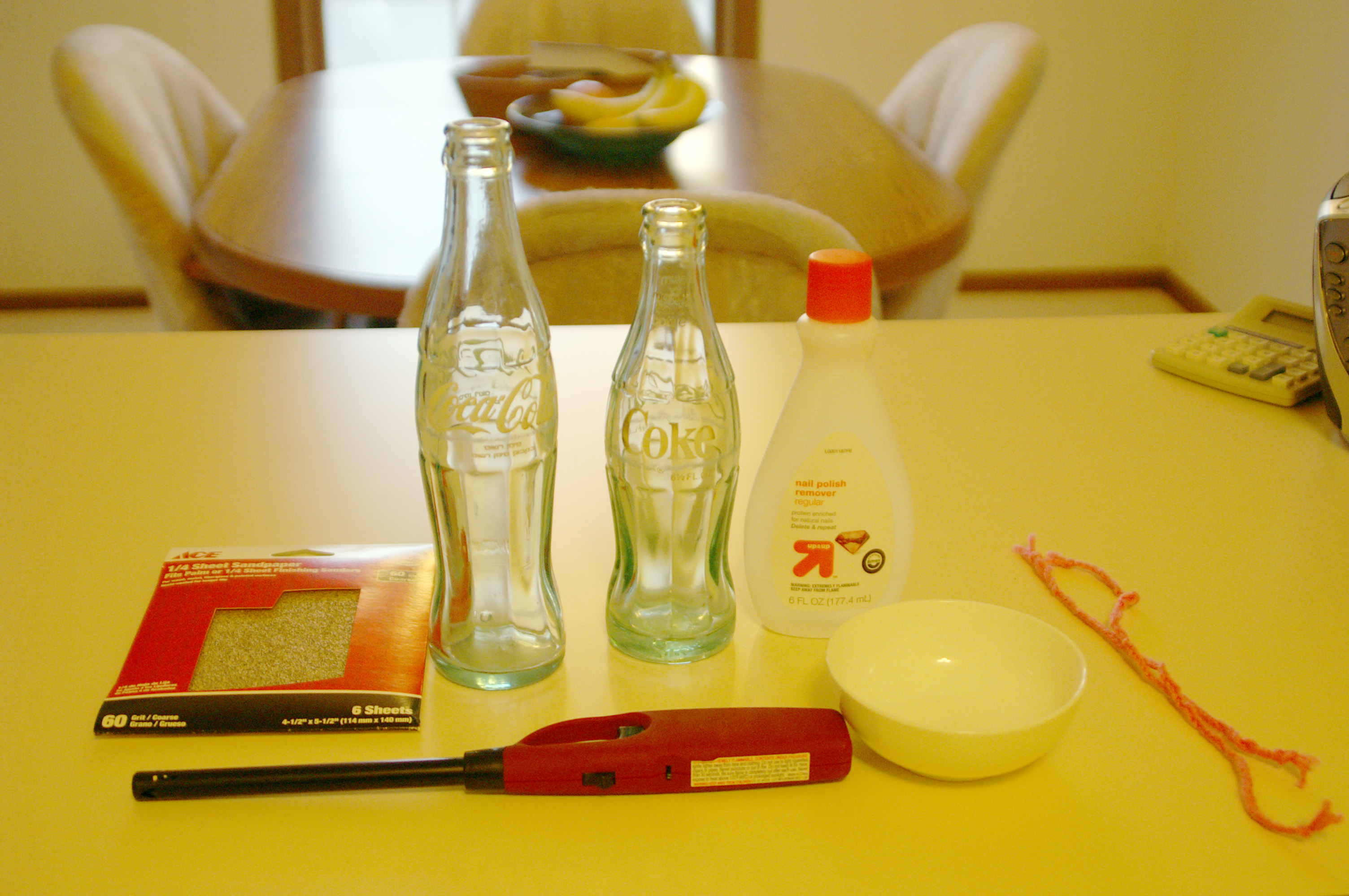 Cheers diy glass bottle cutting millieonherworld for How to cut yourself with glass