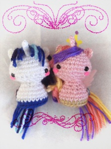 Shining Armor Princess Cadence plush