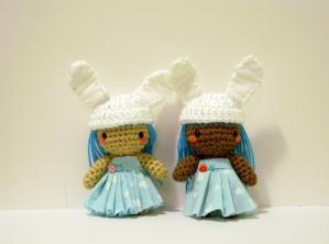 Bunny and Bonnie