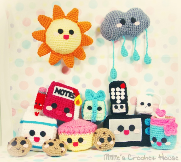 Kawaii Kollection by millie's crochet house