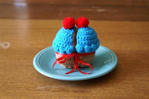 crochet sweetcake by milleonherworld