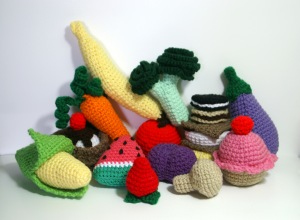 Yum-Yums in yarn form~