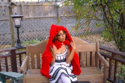 Little Red Riding Hood Cape