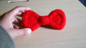 hello kitty bow diy 2