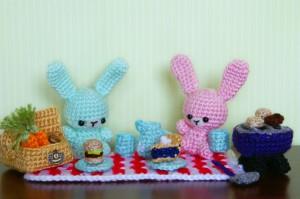 milliecrochethouse bunny bbq
